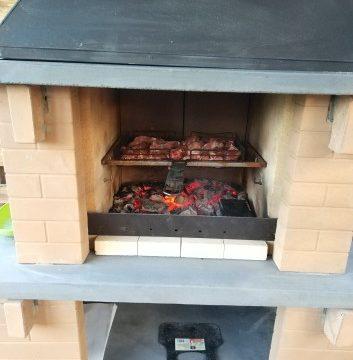 Стандартная печь барбекю Sungrill
